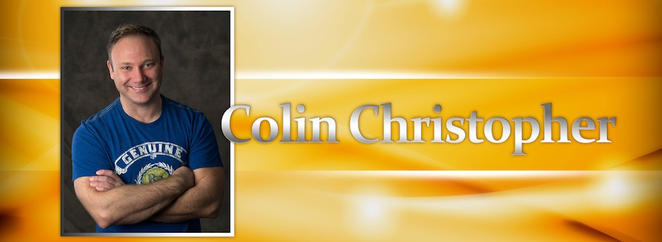 Colin Christopher Author