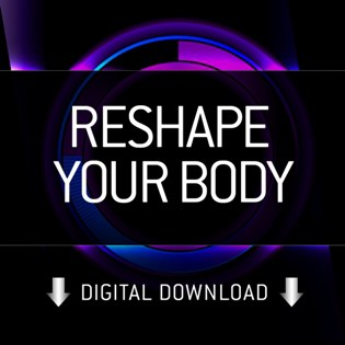 Colin Christopher Reshape Your Body Hypnosis Digital Download